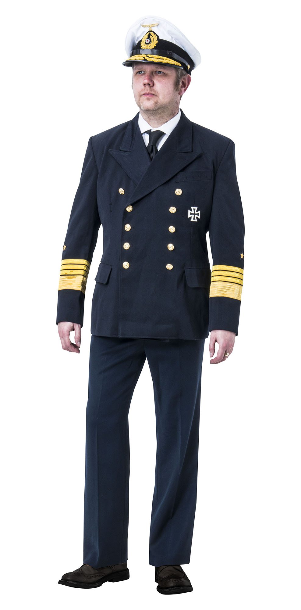 east german officer hat