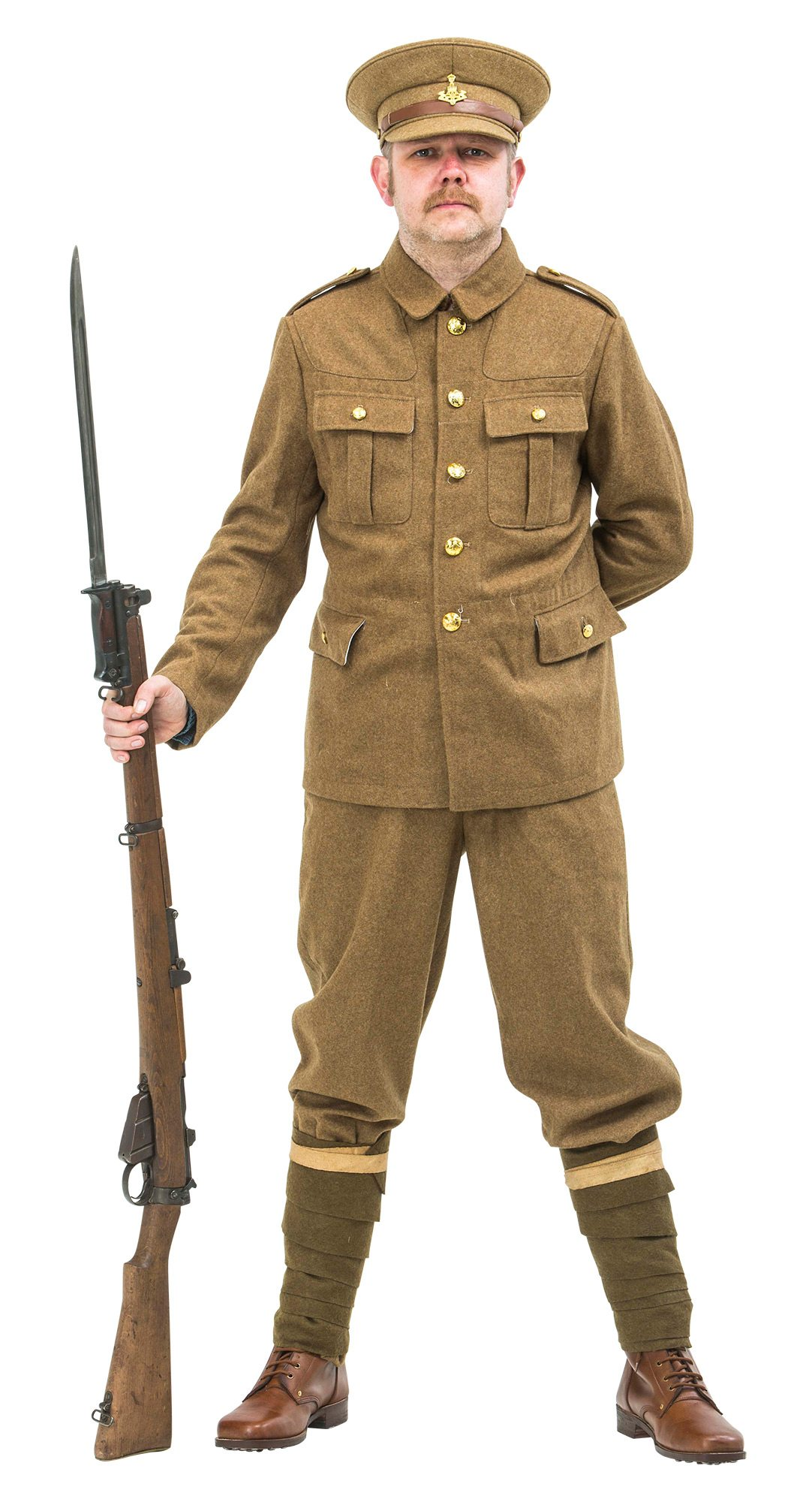 Ww1 British uniform to hire
