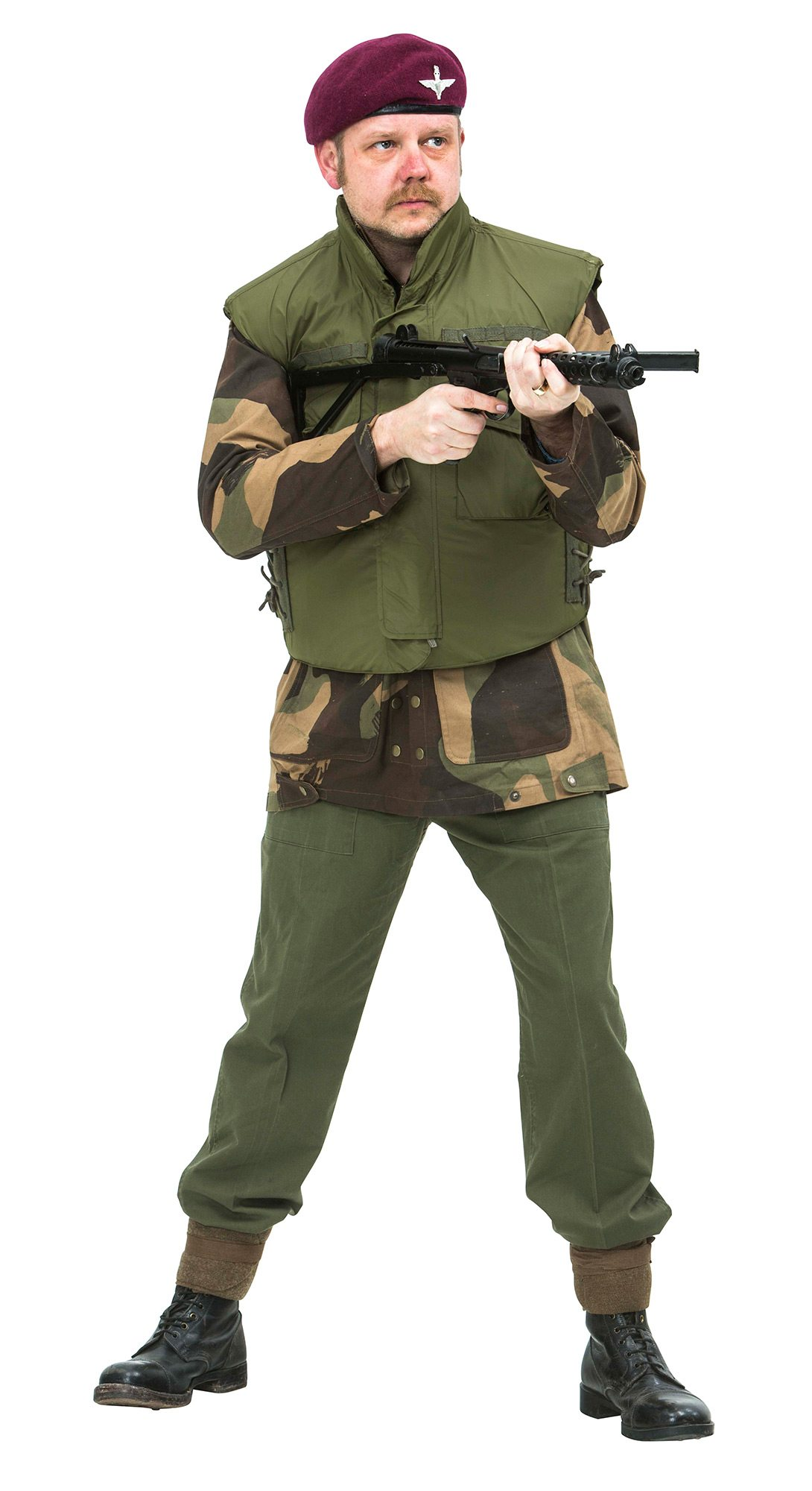 British Paratrooper Uniform 104