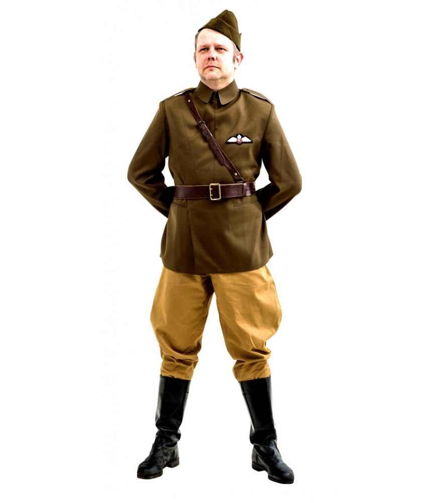 Ww1 British Rfc Royal Flying Corps Uniform Reproduction