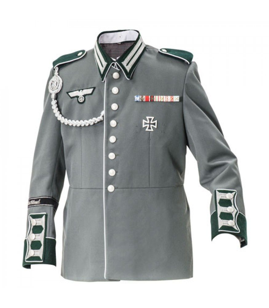 Ww2 German Grossdeutschland Waffenrock Tunic