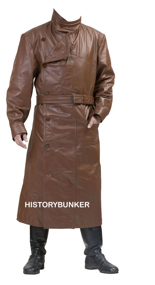 Leather Clothing – Reproduction WW1 and WW2 German and British