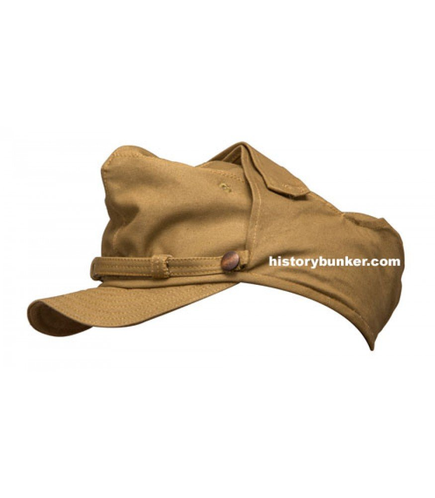 WW2 Italian army Bustina Tropical cap