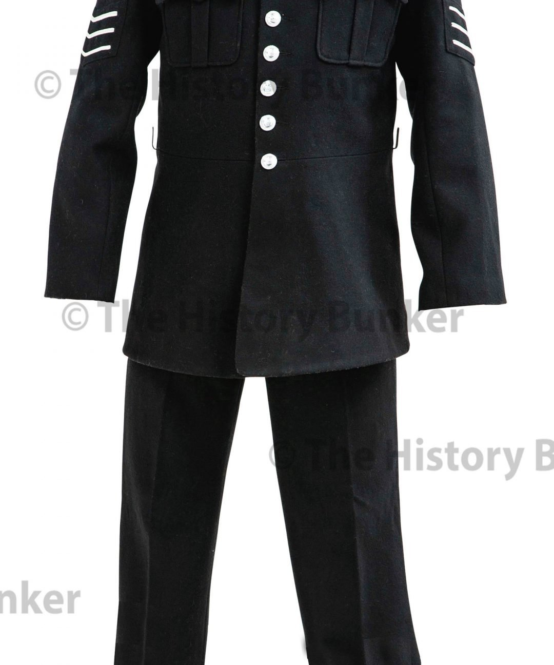 British Edwardian police uniform circa 1918