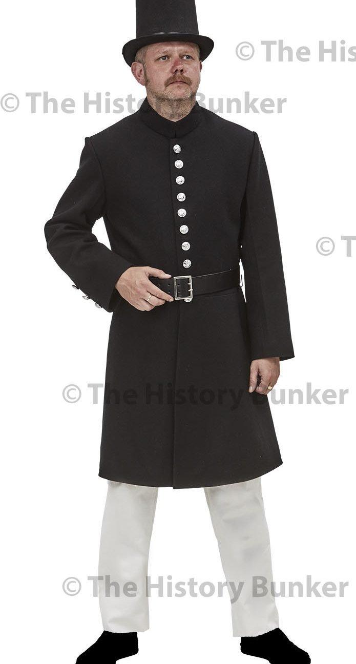 Peeler Police tunic Frock coat