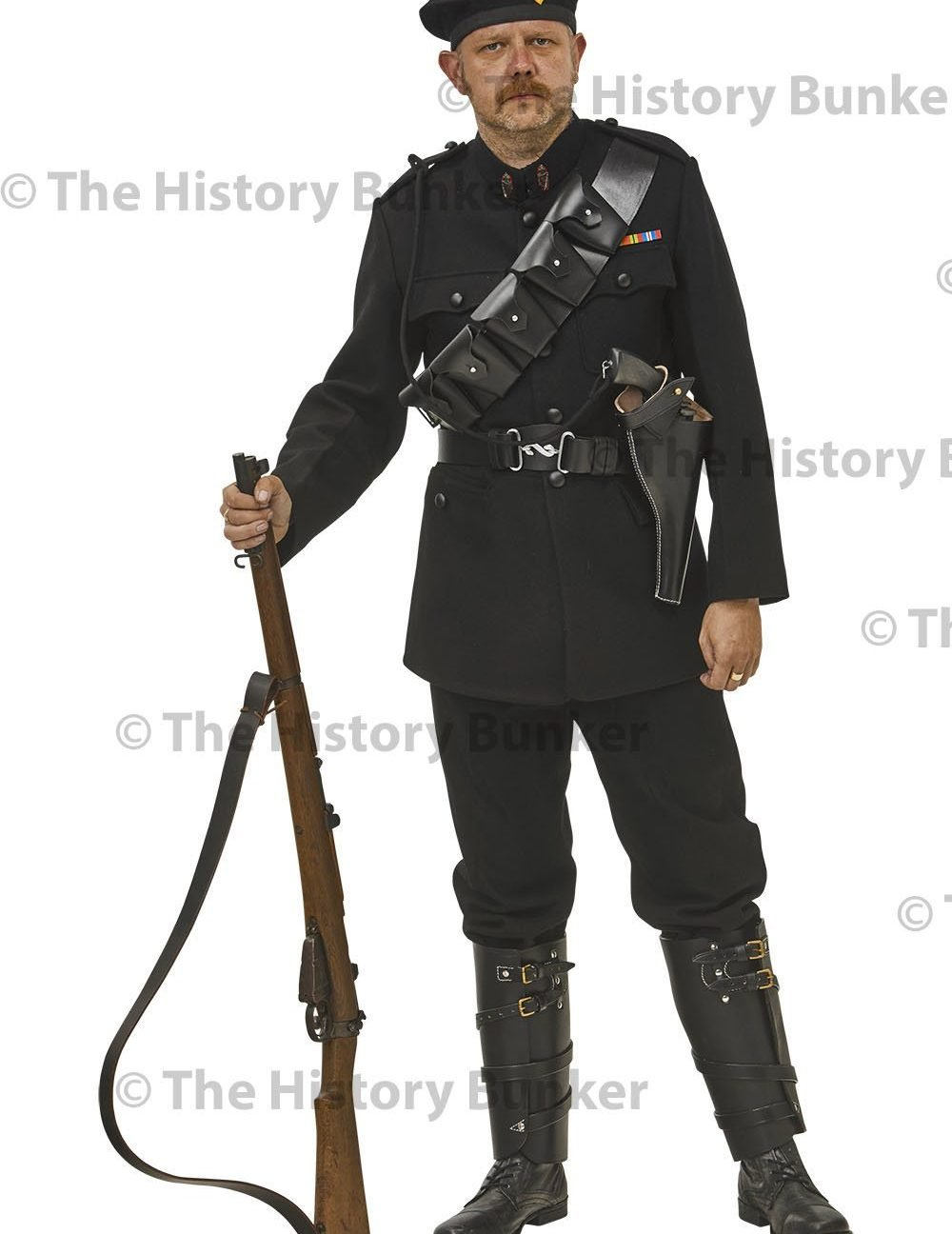 Auxiliary Division Royal Irish Constabulary ADRIC Auxie uniform