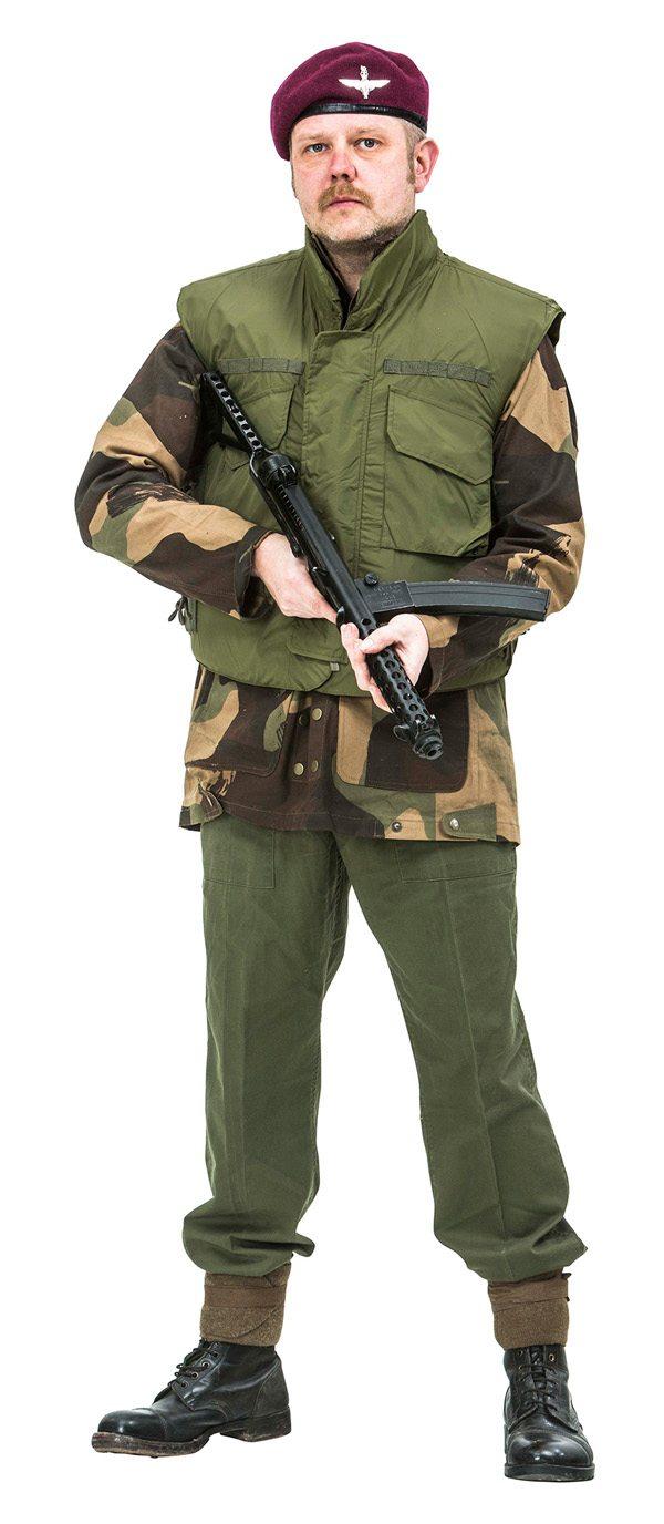 British Army in Northern Ireland