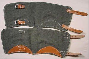 WW2 German Army Ankle Gaiters