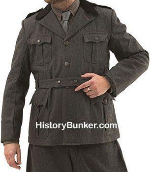 WW2 Italian M37 army tunic