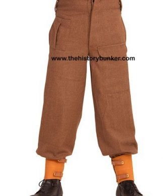 WW2 British army trousers and breeches