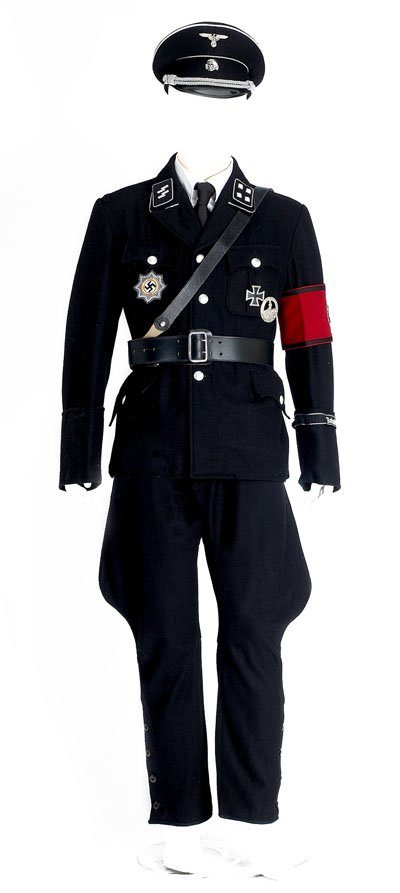 SS officers M32 wool tunic