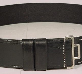 WW2 German SS officers leather belt
