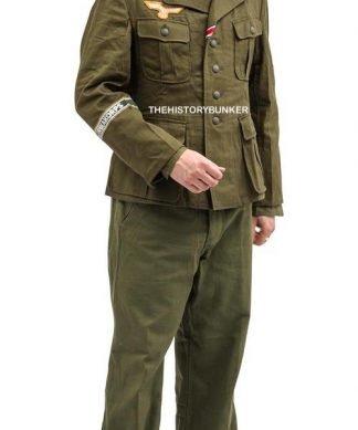 WW2 German Tropical uniforms