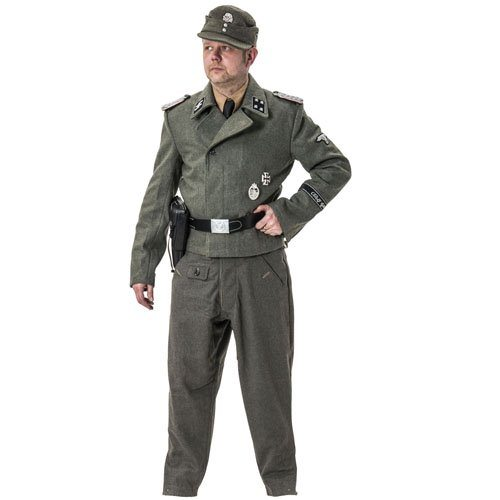 WW2 German SS Sturmartillerie uniform
