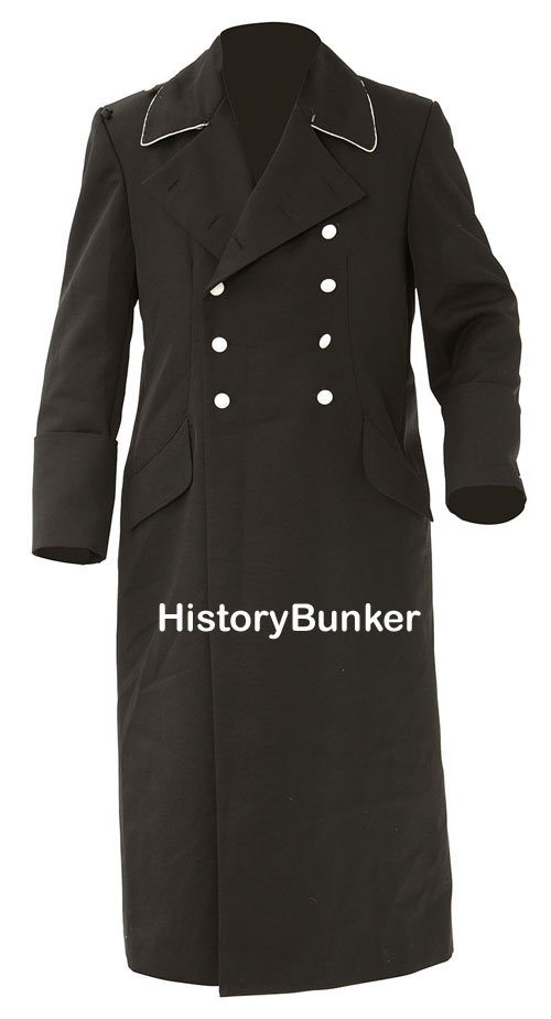 SS Allgemeine officers enlisted man tricot overcoat