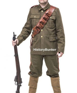 WW1 New Zealand army uniforms and tunics