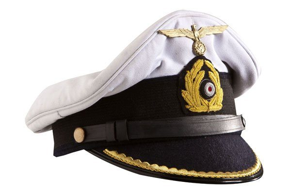 WW2 German Kriegsmarine Officers cap