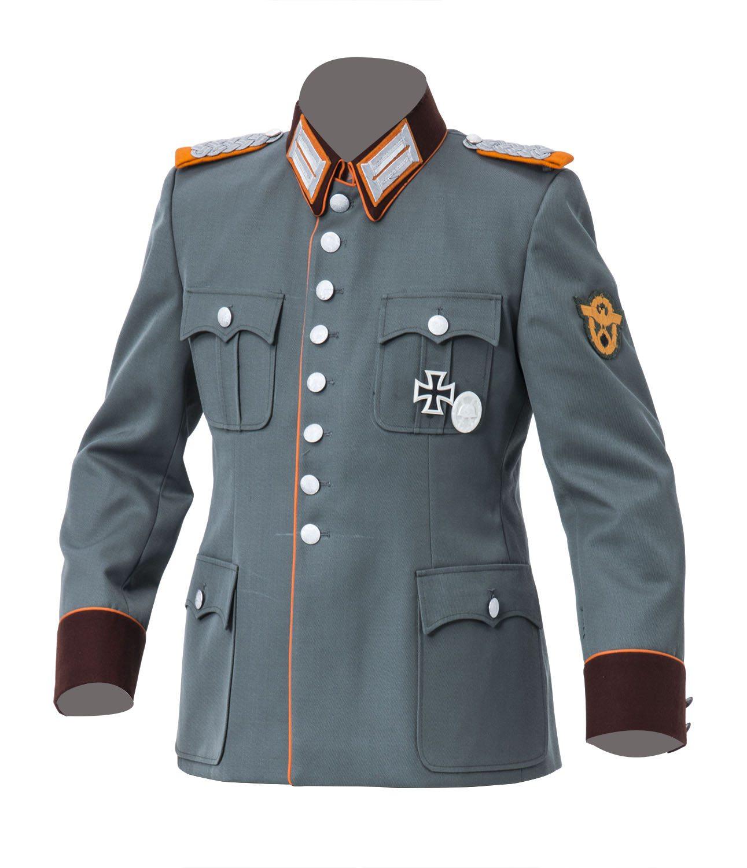 WW2 German Feldgendarmerie Officer M38 Tunic