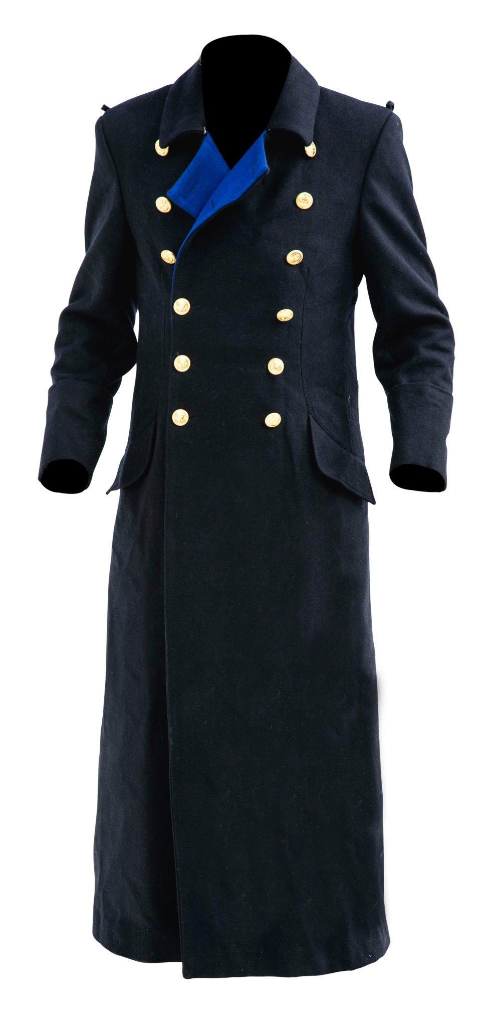 WW2 German Navy Kriegsmarine Admiral overcoat