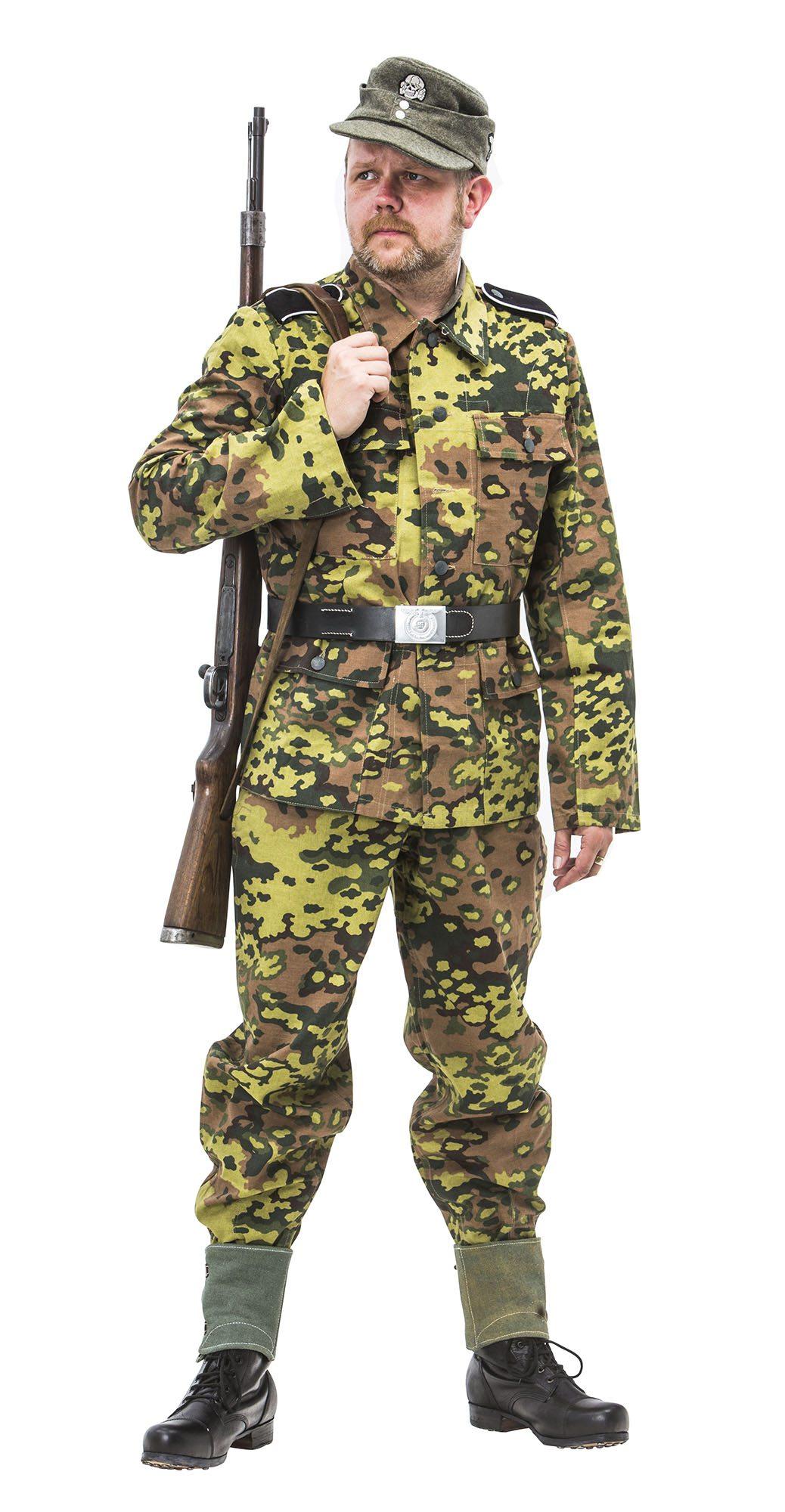 WW2 German M37 Oak B Spring Uniform