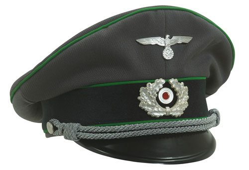 WW2 German Army officers tricot cap GEBIRGSJAGER