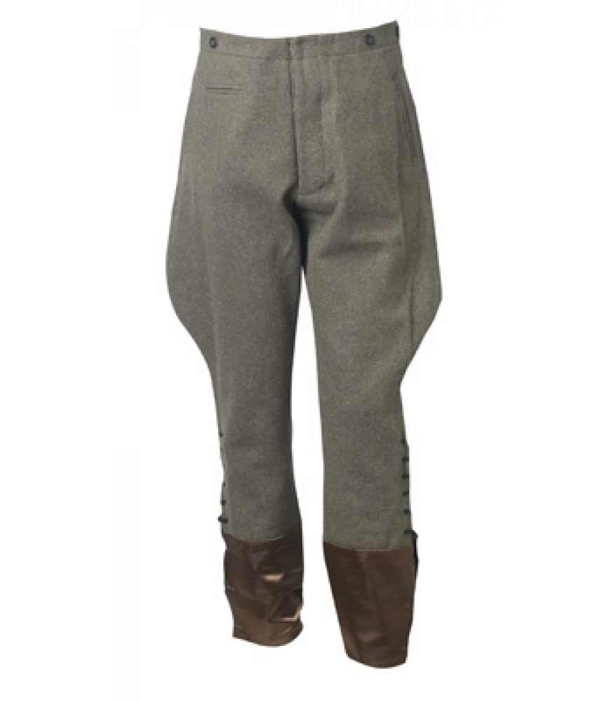 WW2 German army officer wool M36 breeches