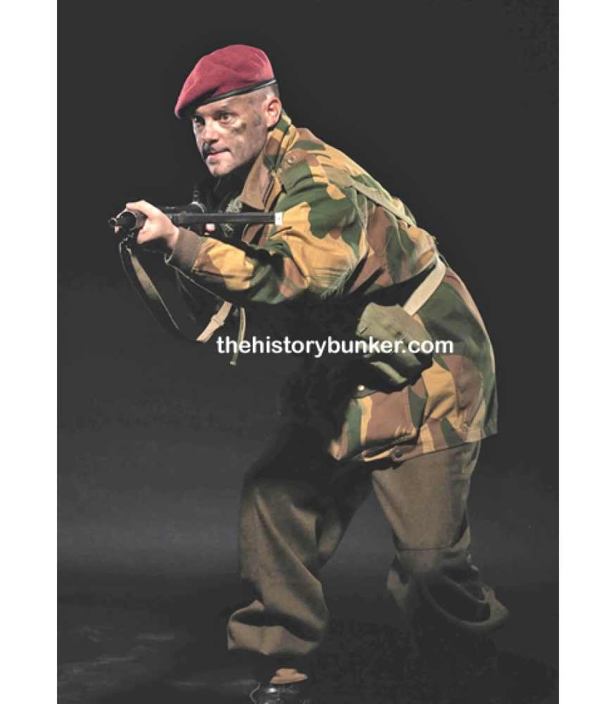 WW2 British Airborne Paratrooper uniform