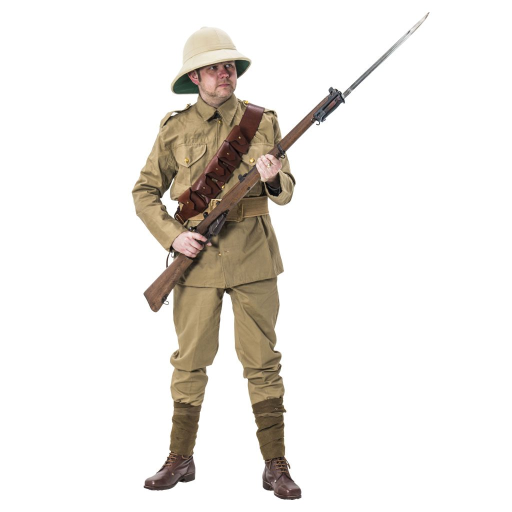 ww1 british soldiers uniform