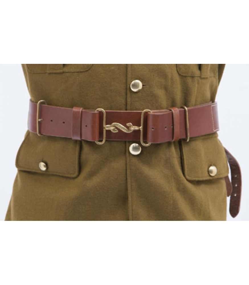 WW1 British P14 leather belt