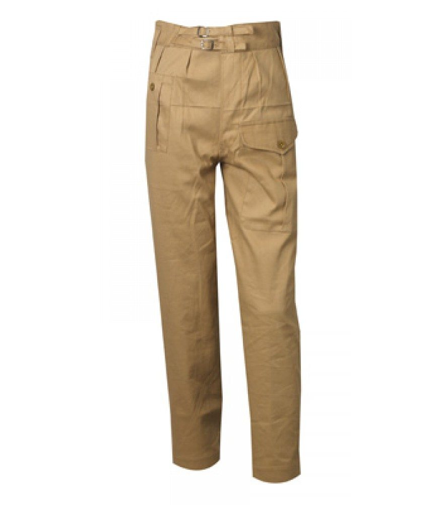 WW2 British army Khaki Drill trousers