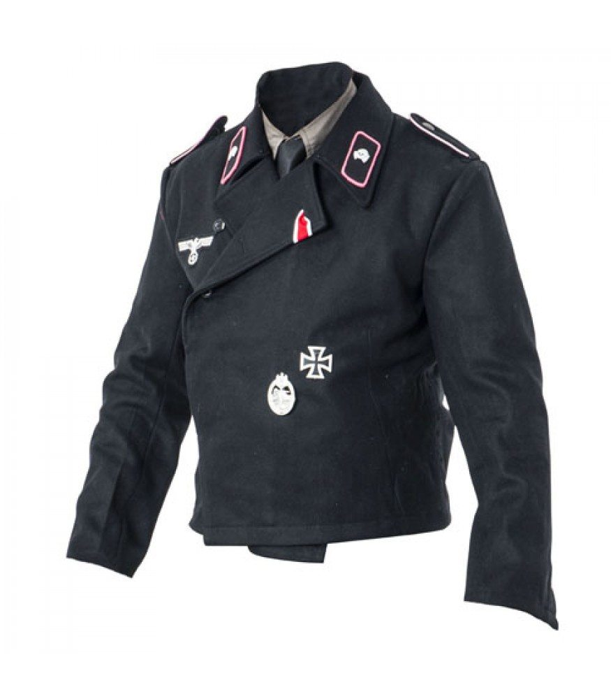 WW2 German Heer Panzer wrap with insignia