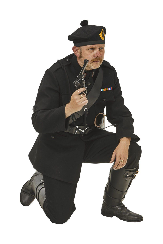 British, Canadian and Irish police uniforms