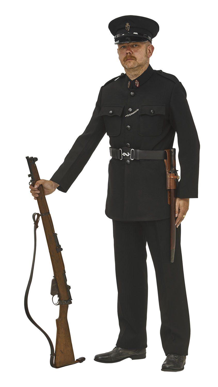 Royal Irish Constabulary uniform