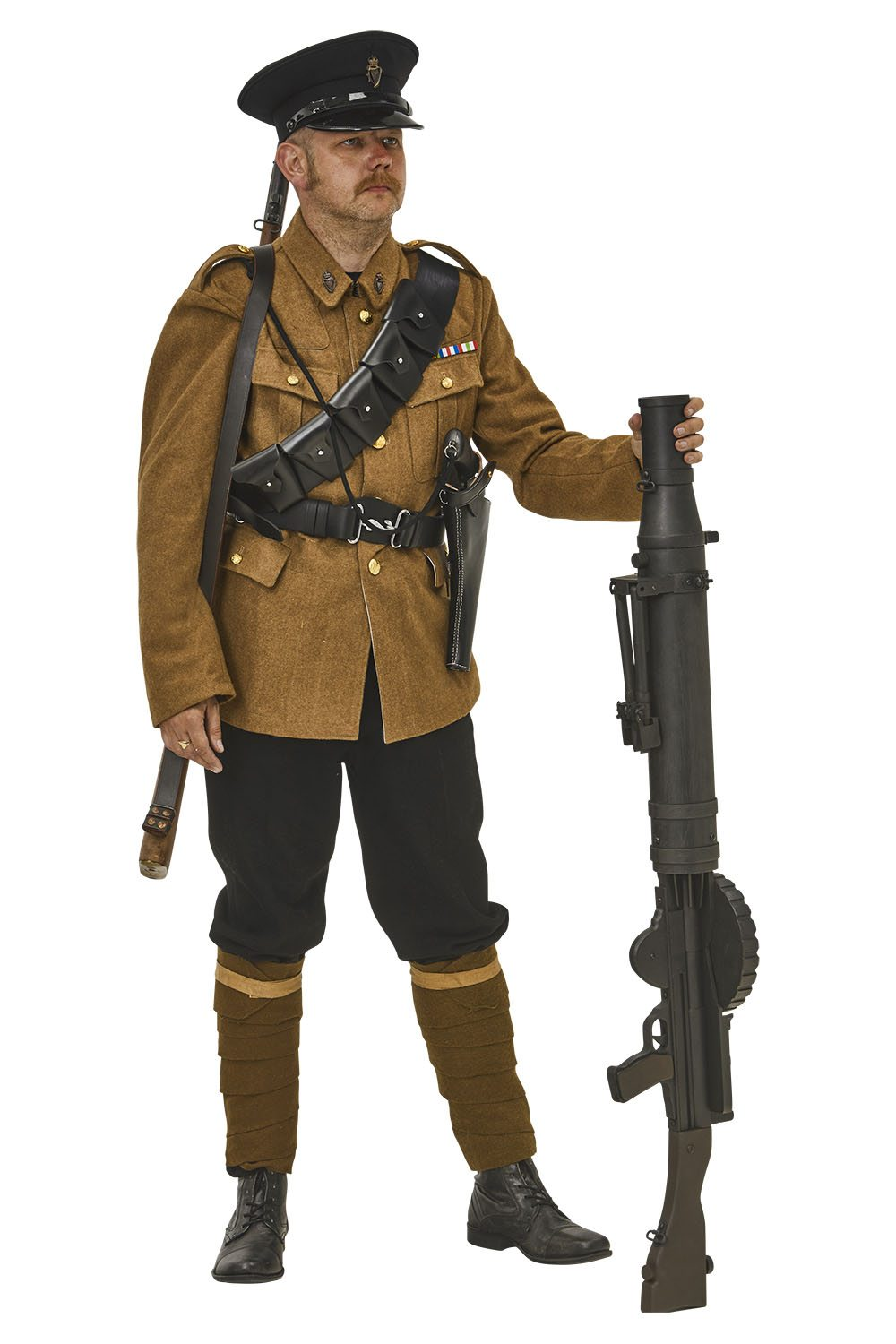 Black and Tan uniform Anglo Irish War