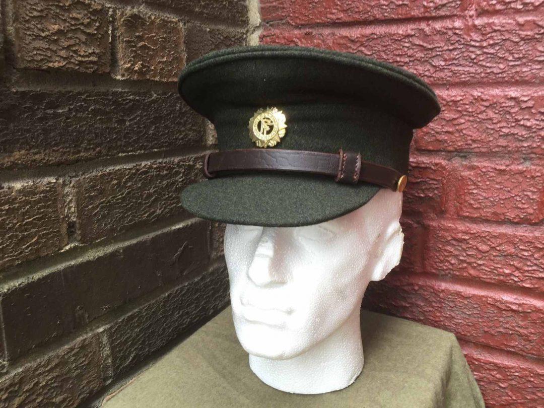 Irish Volunteers visor cap