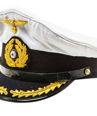 german navy captains cap