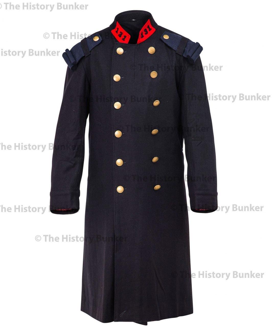 WW1 French army uniforms and Tunics