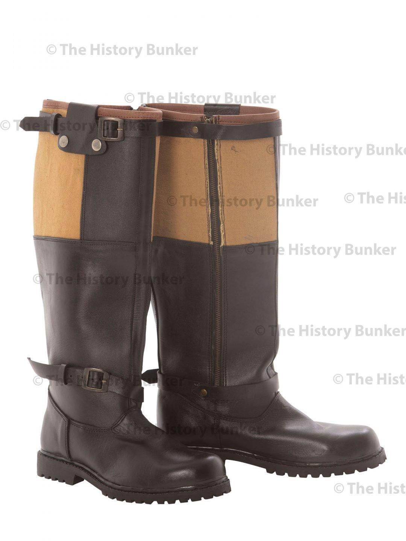 ww2 german flying boots