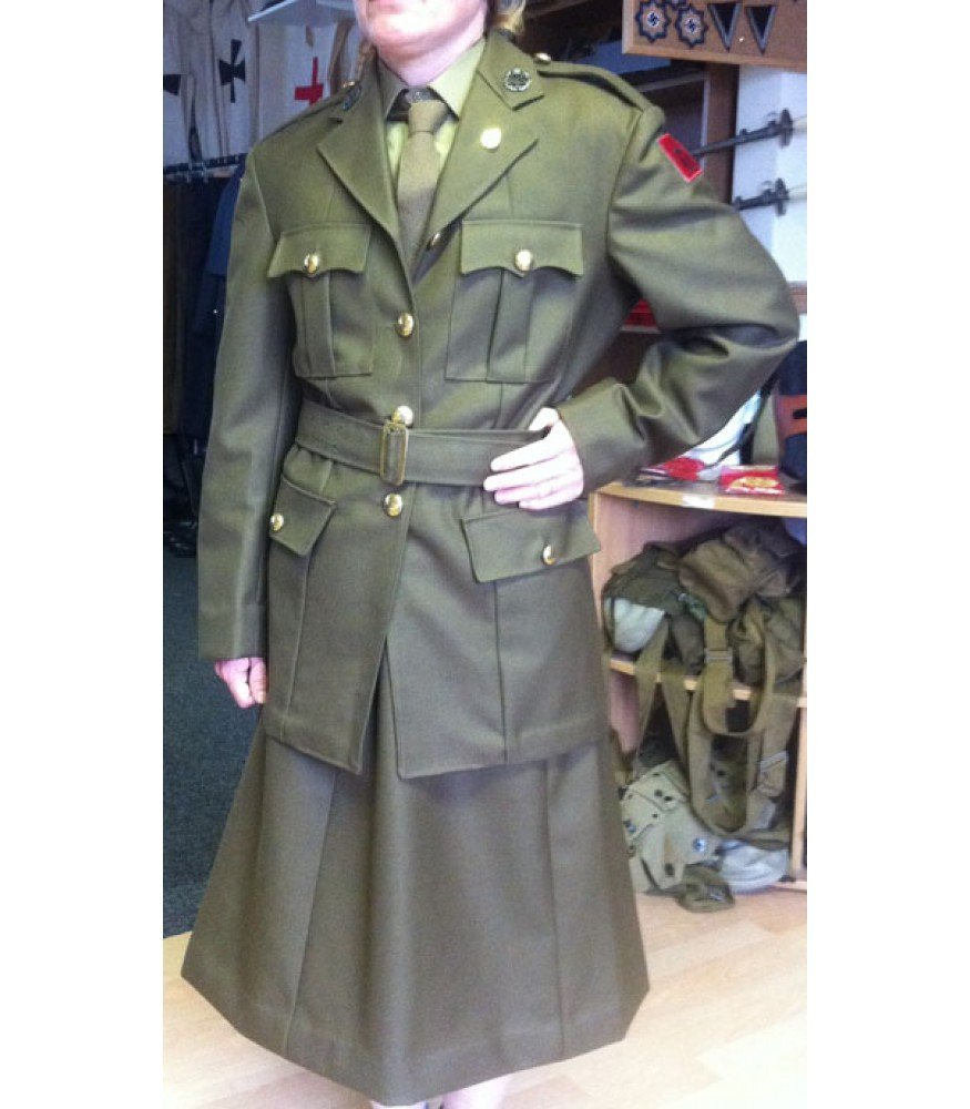 WW2 British Army ladies ATS service dress jacket